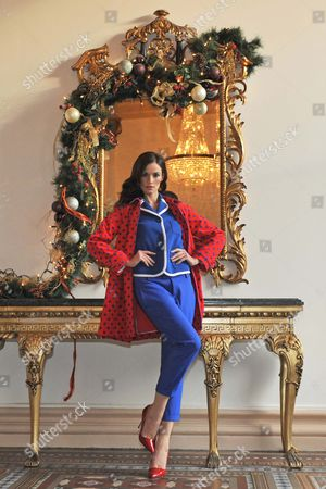 Editorial picture of Launch of Arnotts Spring Summer Collection 2013, Ireland - 12 Dec 2012