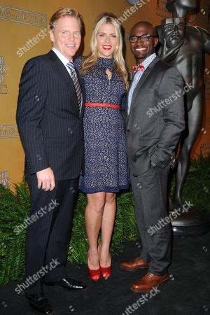 Editorial picture of 19th Annual Screen Actors Guild nominations announcement, Los Angeles, America - 12 Dec 2012