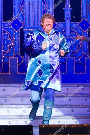 Stock Image of Lee Carroll (Jester)