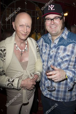 Editorial image of 'Snow White and the Seven Dwarfs' pantomime press night after party, New Wimbledon Theatre, London, Britain - 13 Dec 2012