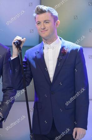 Editorial image of 'Lorraine Live' TV Programme, London, Britain - 14 Dec 2012