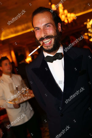 Editorial picture of ASMALLWORLD Winter Weekend Party at The Palace Hotel in Gstaad, Switzerland - 15 Dec 2012