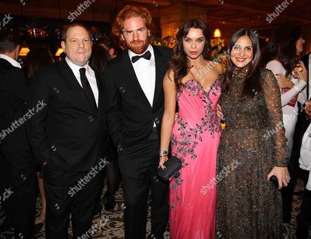 Harvey Weinstein, Patrick Liotard-Vogt, Liliana Matthaeus, Sabine Heller