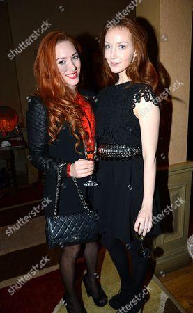 Joanna Della-Ragione and Olivia Grant