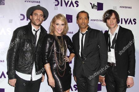 Editorial photo of 'VH1 Divas' 2012, Los Angeles, America - 16 Dec 2012