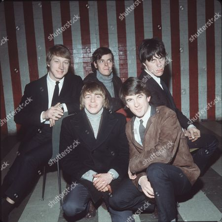 The Yardbirds at the Marquee - Chris Dreja, Keith Relf, Paul Samwell-Smith, Jim McCarthy and Jeff Beck