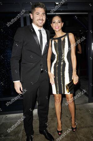 Editorial picture of James Milner Foundation Gala, Manchester, Britain - 16 Dec 2012
