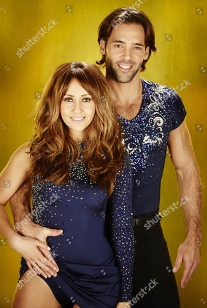 Editorial photo of 'Dancing on Ice' TV Programme - Dec 2012