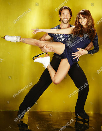 Stock Picture of Samia Ghadie and Sylvian Longchambon