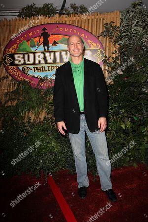 Editorial picture of 'Survivor: The Philippines' Red Carpet finale, Los Angeles, America - 16 Dec 2012