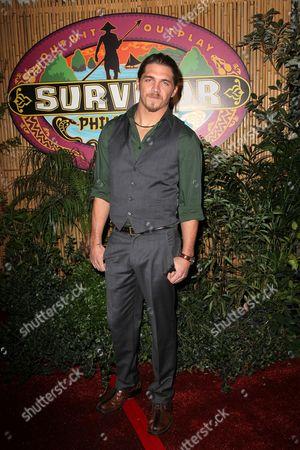 Editorial image of 'Survivor: The Philippines' Red Carpet finale, Los Angeles, America - 16 Dec 2012
