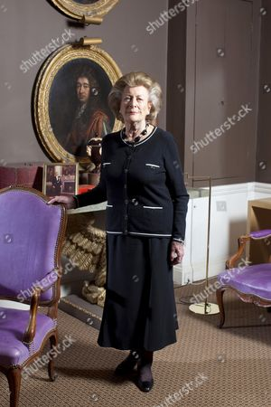 Stock Picture of Lady Pamela Hicks
