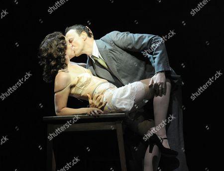 Paul Rhys as The Master and Susan Lynch as Margarita
