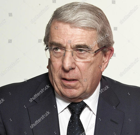 Editorial picture of Sir Roger Carr Chairman Of Centrica Plc.