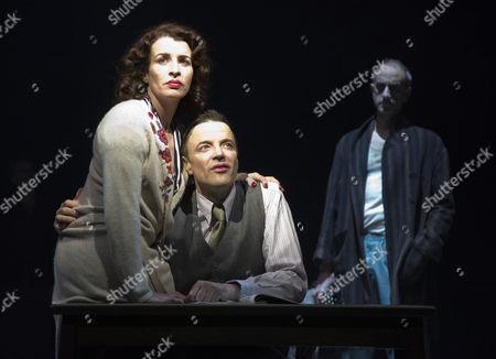 'The Master and Margarita' - Susan Lynch as Margarita, Paul Rhys as The Master and Richard Katz as Bezdomny