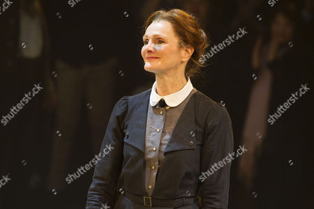 Editorial photo of 'My Fair Lady' play press night curtain call, Sheffield, Britain - 18 Dec 2012