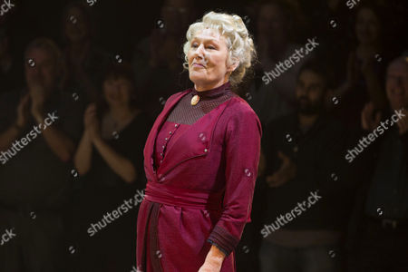 Stock Photo of Richenda Carey (Mrs Higgins)
