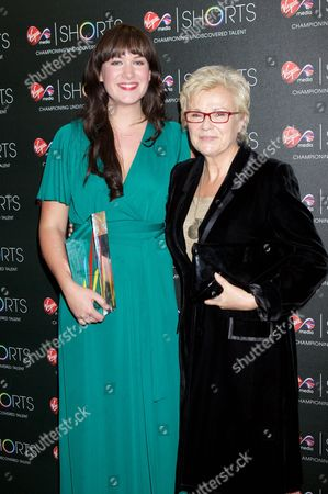Stock Image of Jennifer Sheridan and Julie Walters