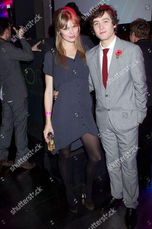 Kajsa Mohammar and Alex Vlahos