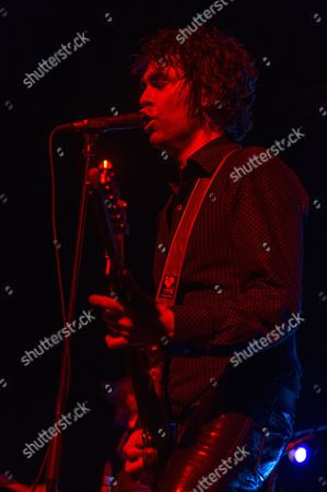 Stock Picture of Jon Spencer Blues Explosion - Jon Spencer