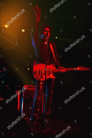 Stock Photo of Jon Spencer Blues Explosion - Jon Spencer