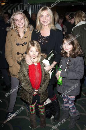 Editorial photo of 'Wicked' play press night at the Apollo Victoria Theatre, London, Britain - 20 Dec 2012