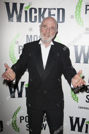 Editorial image of 'Wicked' play press night after party at the Apollo Victoria Theatre, London, Britain - 20 Dec 2012