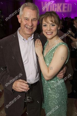 Stock Photo of Keith Beck and Gina Beck