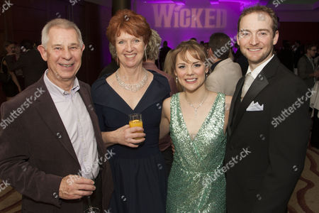 Stock Picture of Keith Beck, Elaine Banks, Gina Beck and Martin Neely