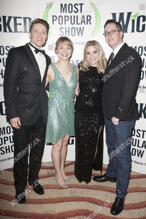 Stock Picture of Ben Freeman, Louise Dearman, Gina Beck and Michael McCabe