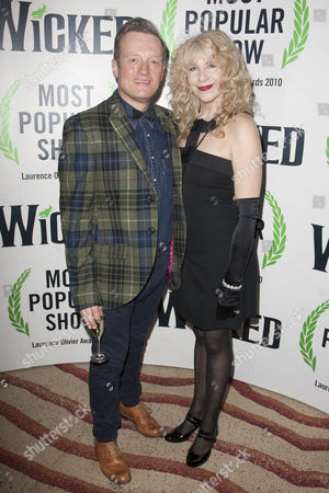Christopher Howell and Louise Plowright