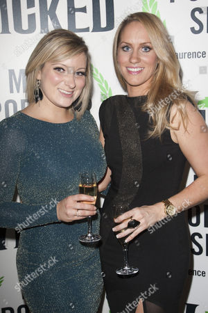 Editorial picture of 'Wicked' play press night after party at the Apollo Victoria Theatre, London, Britain - 20 Dec 2012