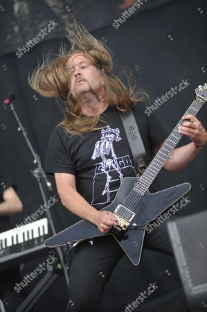 Editorial image of Download 2011 - Children Of Bodom
