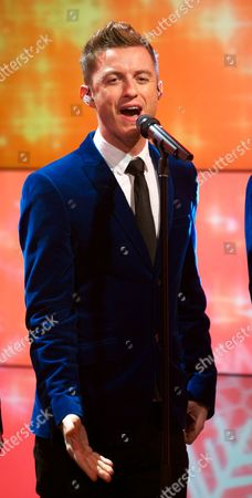 Stock Picture of The Overtones - Tim Matley