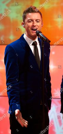 Stock Image of The Overtones - Tim Matley