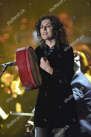 Editorial image of The 2012 Christmas Concert at the Auditorium Conciliazione, Rome Italy - 15 Dec 2012