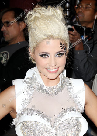 Editorial photo of 'The X Factor' Season Finale, night 2, Los Angeles, America - 20 Dec 2012