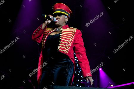 Editorial picture of Hit Factory Live - Christmas Cracker at the O2 Arena,  London, Britain - 21 Dec 2012