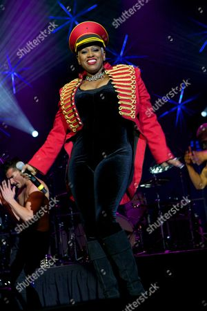 Editorial photo of Hit Factory Live - Christmas Cracker at the O2 Arena,  London, Britain - 21 Dec 2012