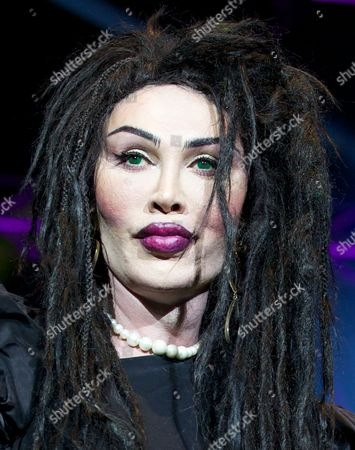 Stock Picture of Pete Burns - Dead or Alive