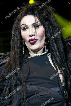Stock Image of Pete Burns - Dead or Alive