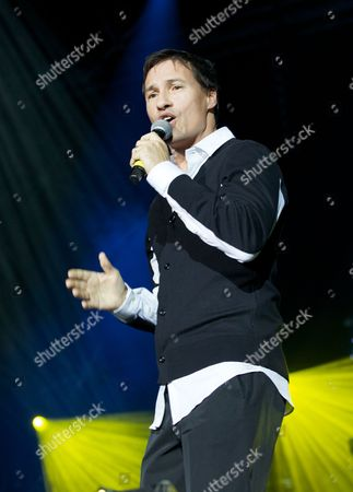 Stock Photo of Brother Beyond - Nathan Moore