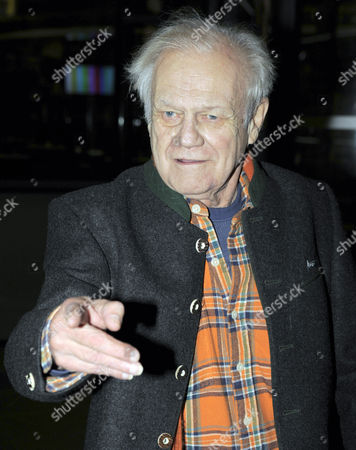 Editorial picture of Ken Kercheval at BBC Media City, Manchester, Britain - 27 Dec 2012