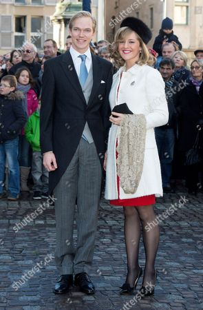 Archduke Imre of Austria and Archduchess Kathleen of Austria