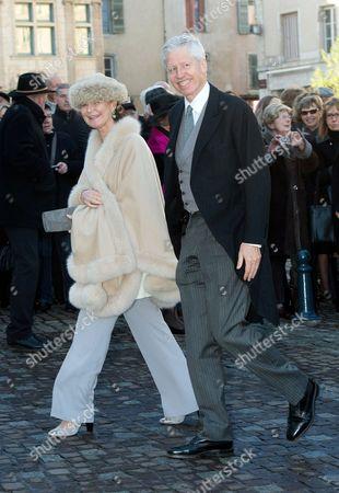 Prince Nikolaus of Liechtenstein and Princess Margaretha of Liechtenstein