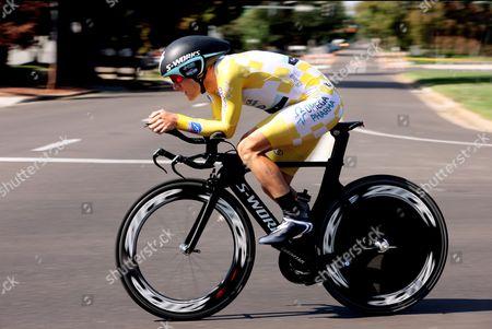 US Pro Challenge Stg 7 Denver TT - Levi Leipheimer