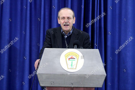Secretary General of the Council of the Palestine Liberation Organization (PLO), Yasser Abed Rabbo