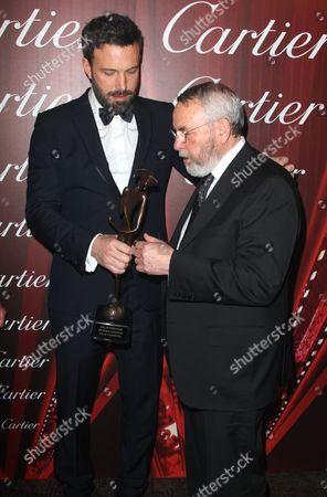 Ben Affleck and Tony Mendez