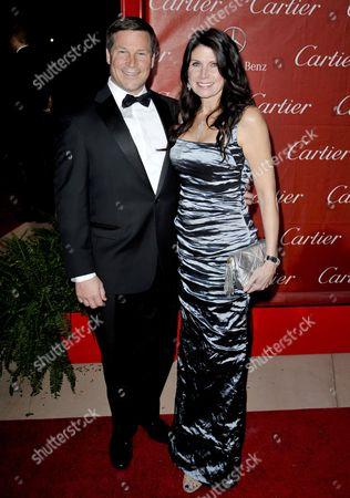 Mary Bono Mack and husband Connie Mack