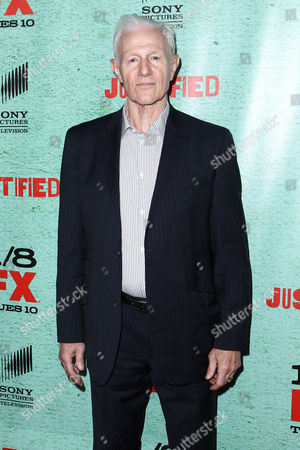Editorial picture of FX's 'Justified' Season 4 premiere, Los Angeles, America - 05 Jan 2013